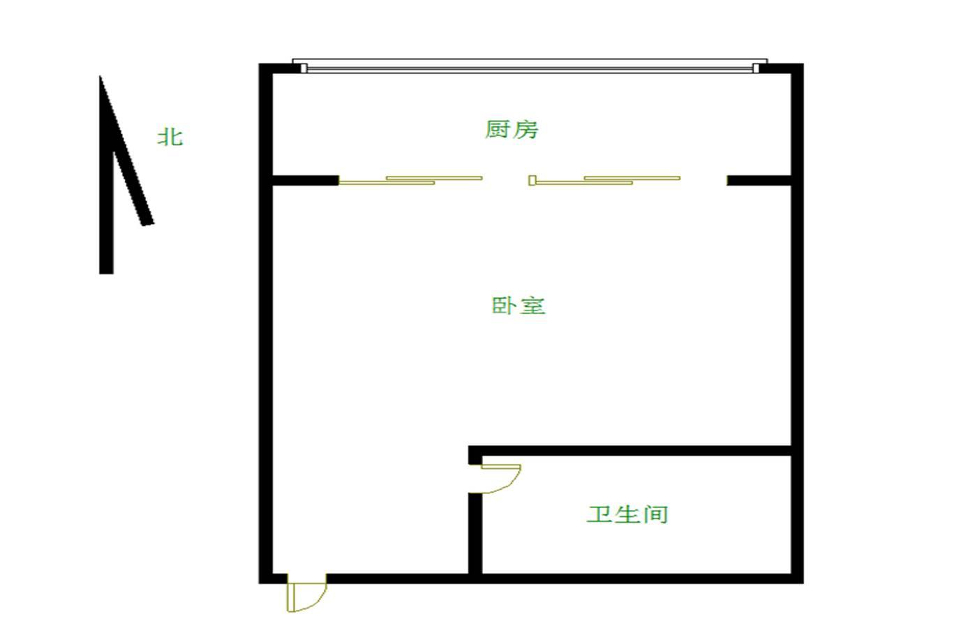 盛龙广场9号地 1室0厅