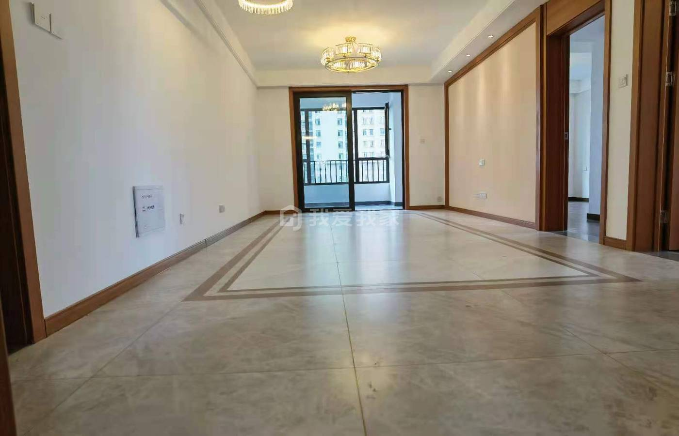 中国铁建青秀城(新建) 3室1厅
